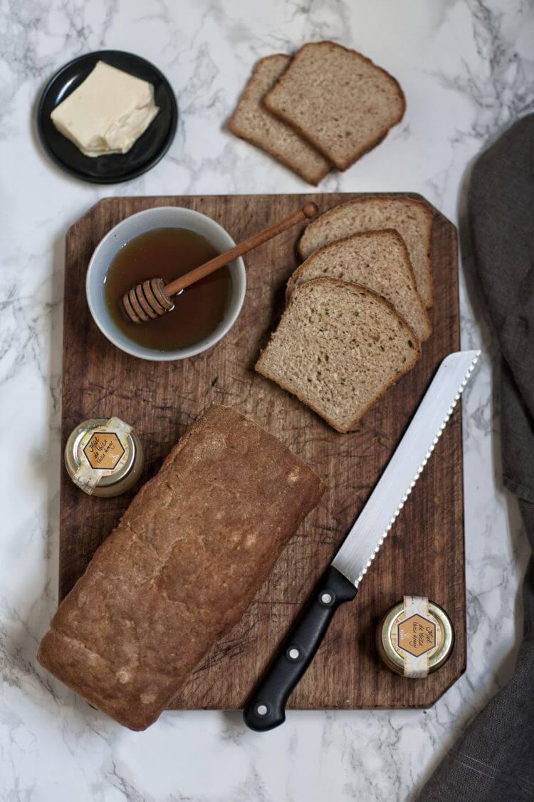 Pan leche miel blog dit i Fet 1